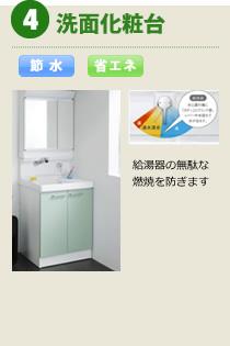 no,4 洗面化粧台
